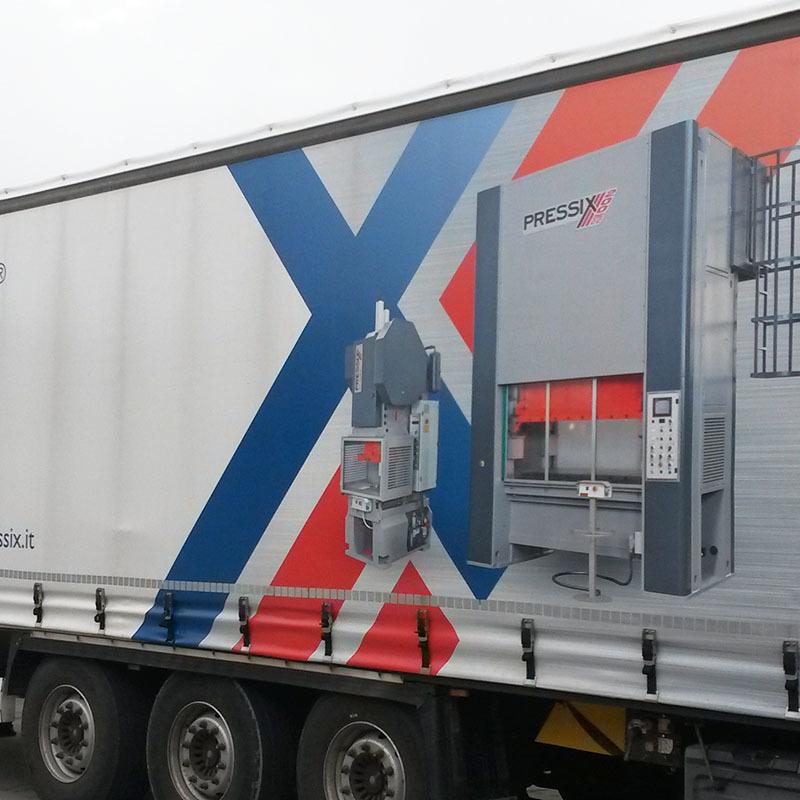 teloni camion PVC Panama