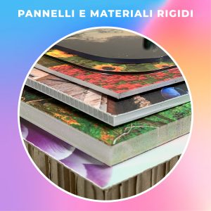 Pannelli e Materiali Rigidi