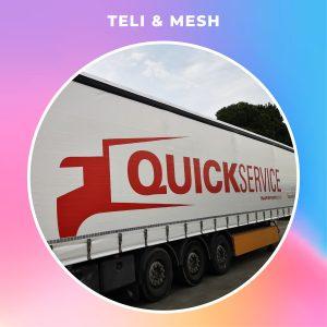 Teli - Mesh